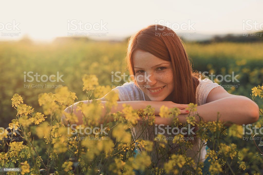 My favorite place stock photo