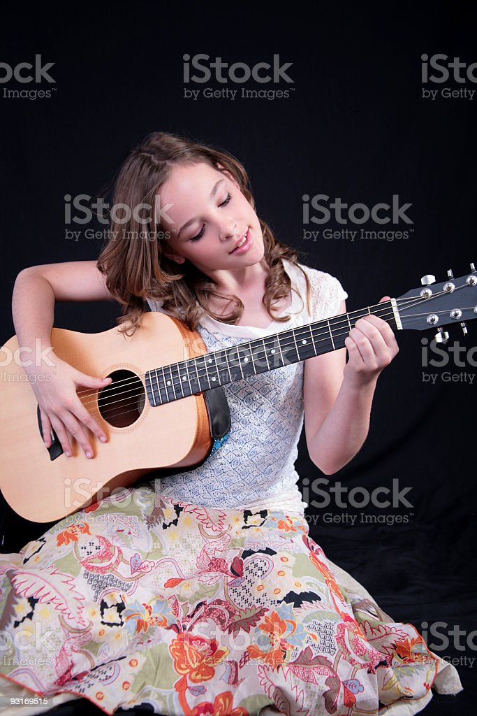 My Favorite Song stock photo