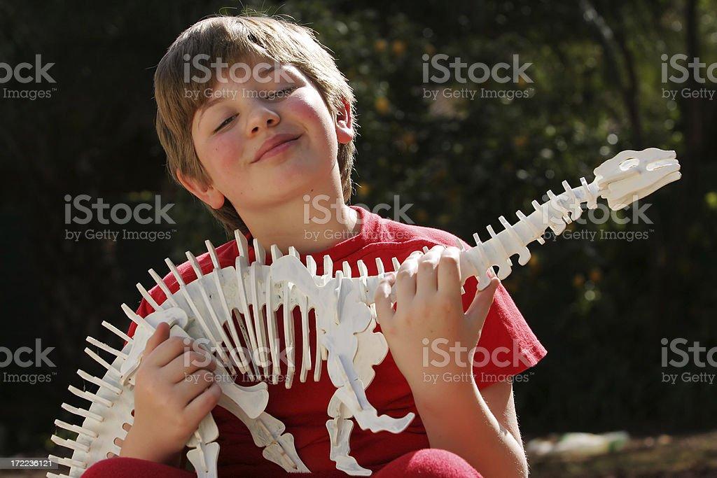 My Favourite Dinosaur royalty-free stock photo