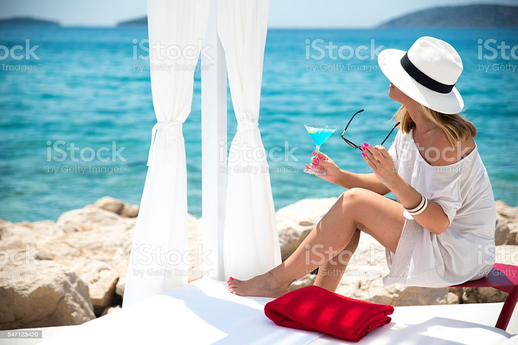 My favourite place stock photo