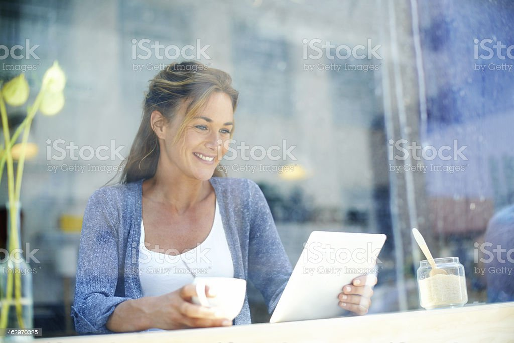 My favourite place to get some me time... royalty-free stock photo