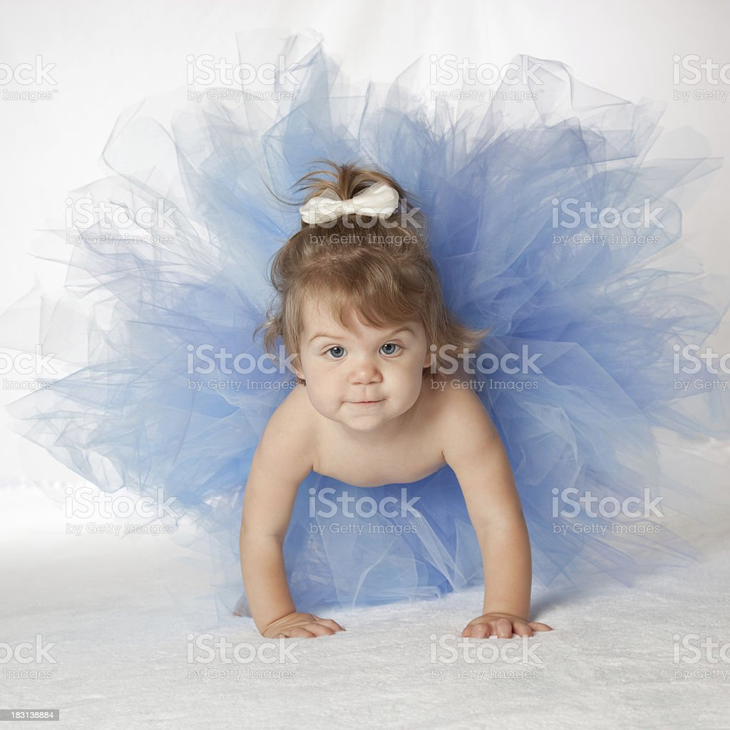 My First TuTu royalty-free stock photo