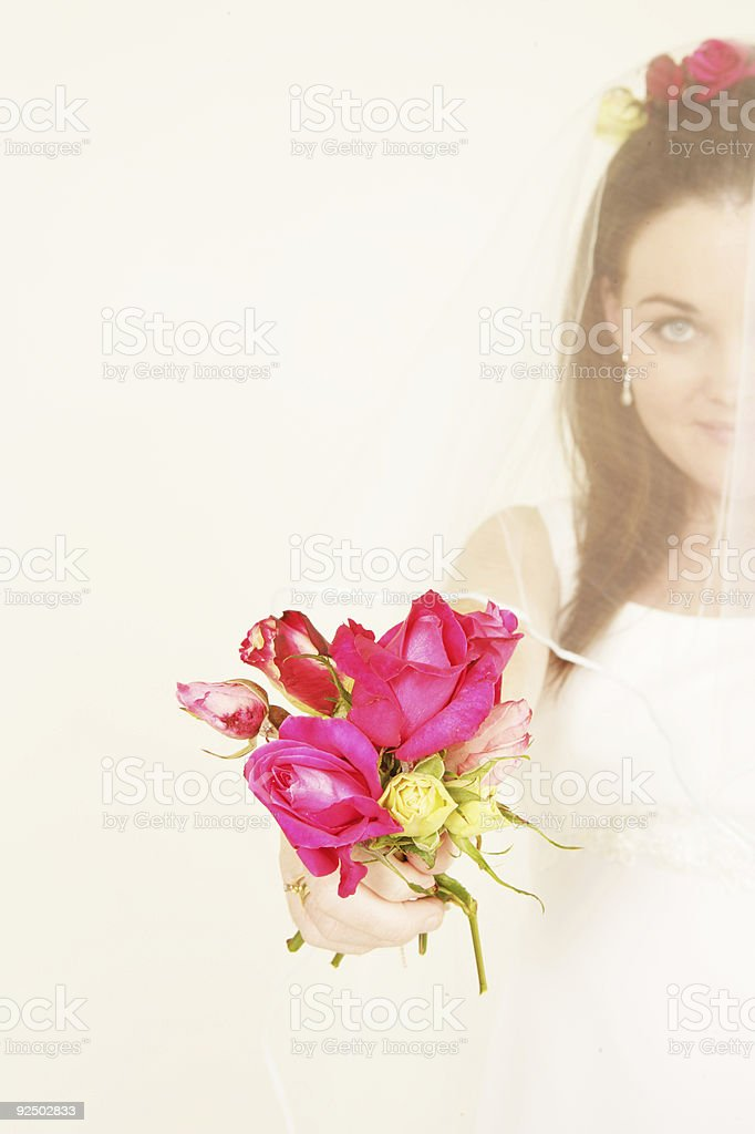 My Flowers stock photo