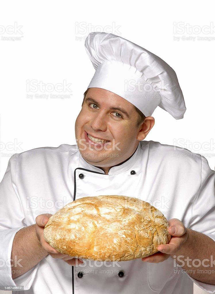 My fresh bread. royalty-free stock photo