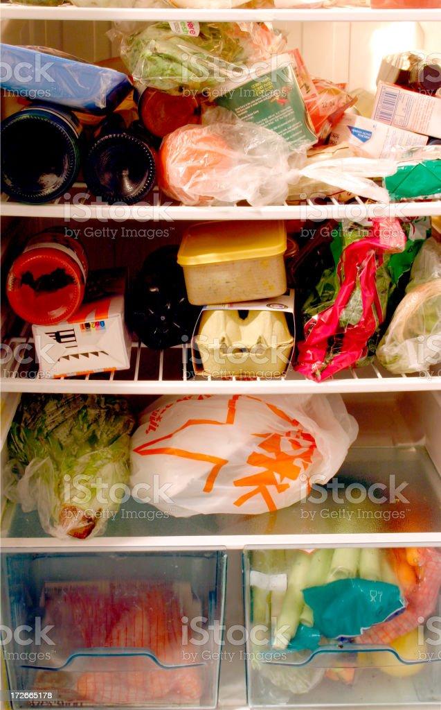 My Fridge stock photo