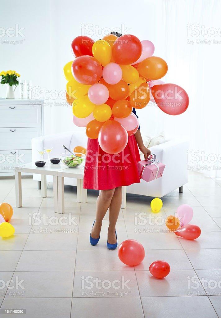 My Happy Birthday royalty-free stock photo