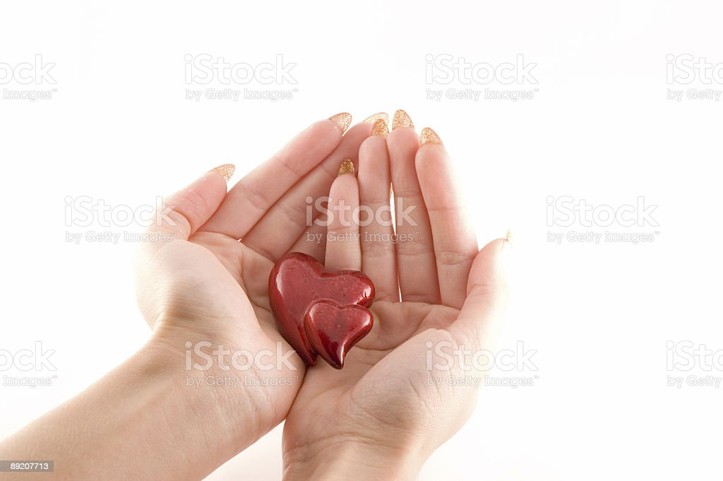 My heart belongs to You royalty-free stock photo