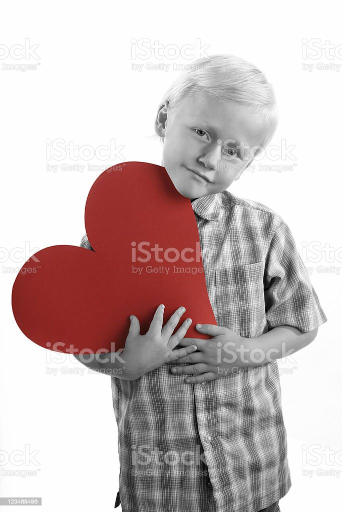 my heart bleeds for you stock photo