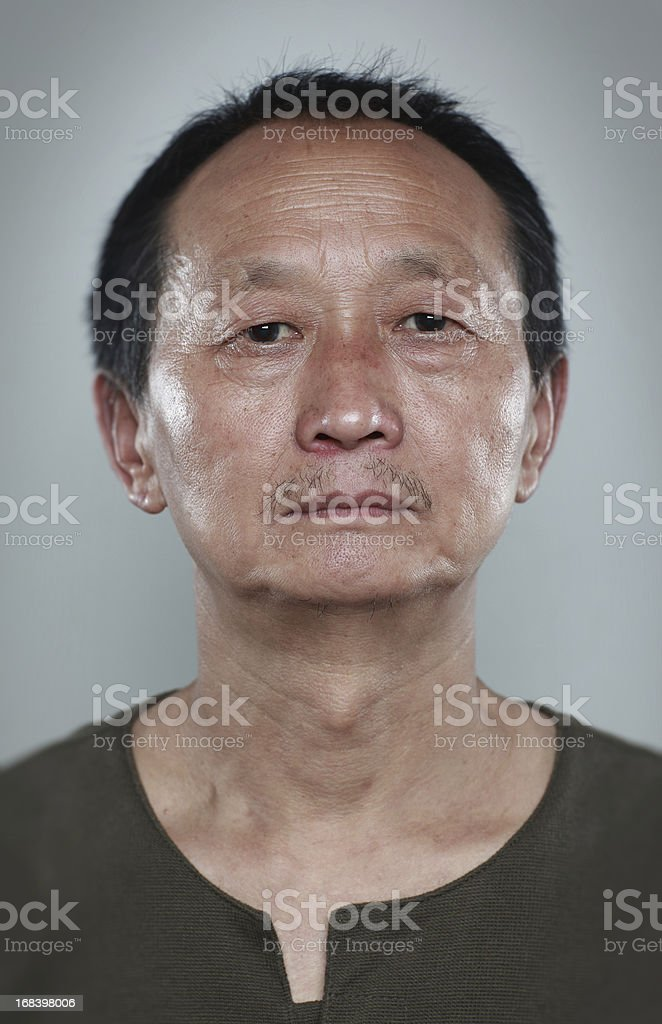My husband's father royalty-free stock photo