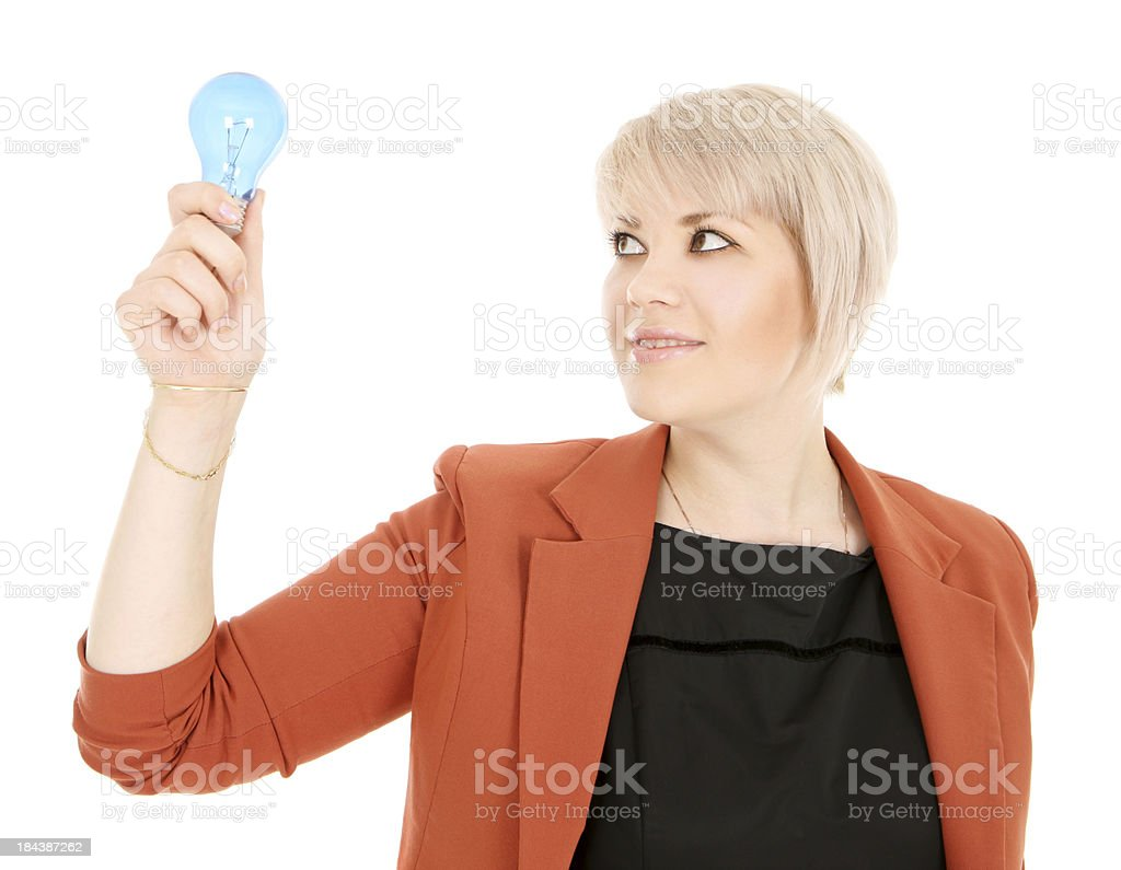 My Idea royalty-free stock photo