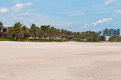 My Khe beach in Danang, Vietnam