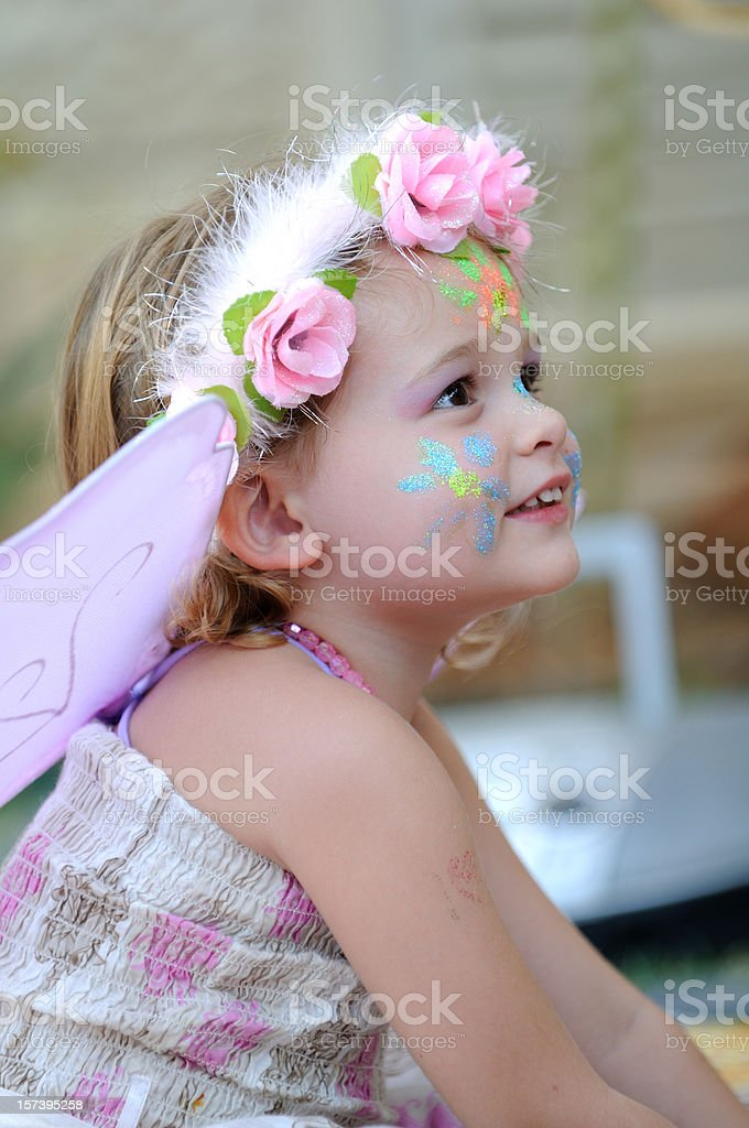my little fairy royalty-free stock photo