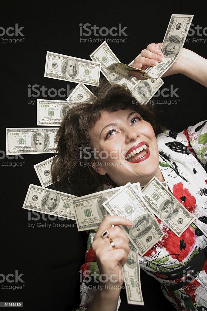 My Money royalty-free stock photo
