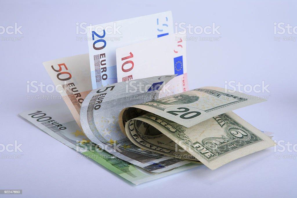 My Money stock photo