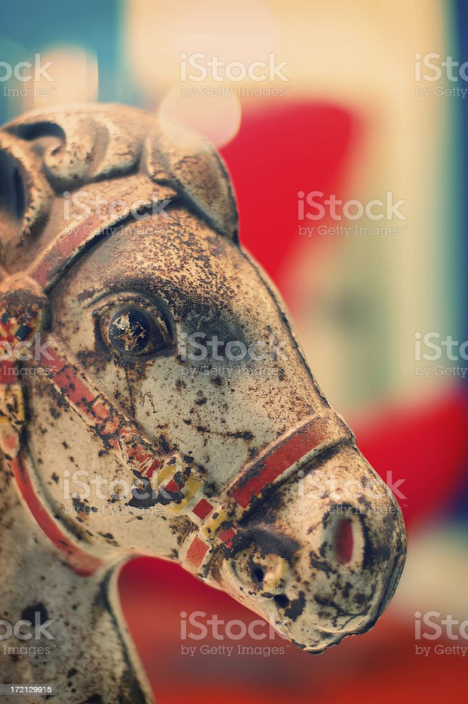 My old child games royalty-free stock photo