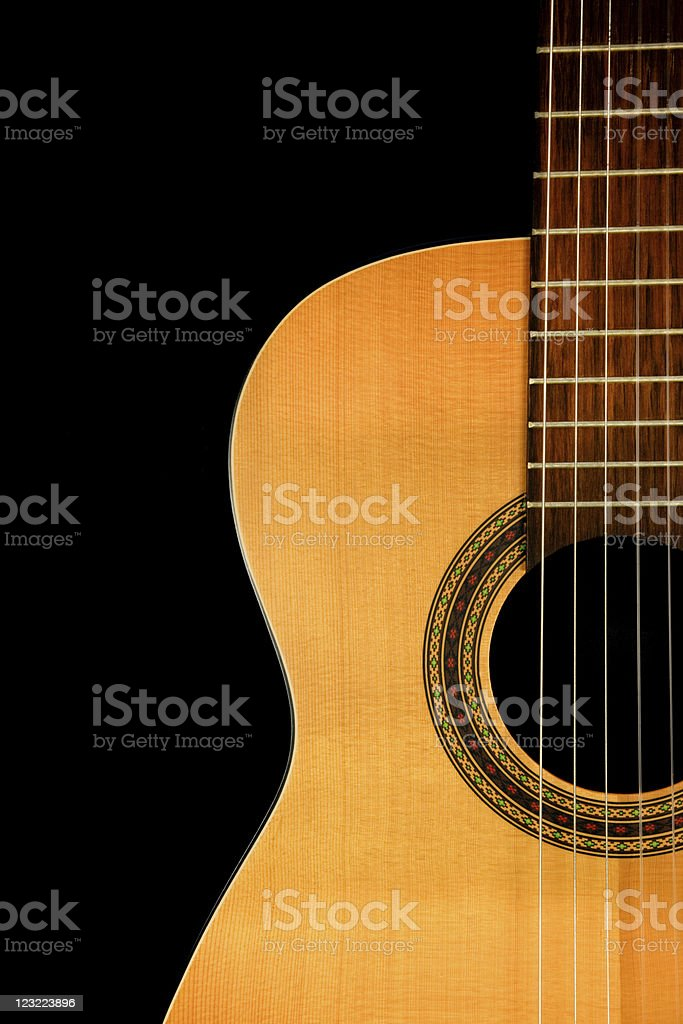 My old guitar stock photo