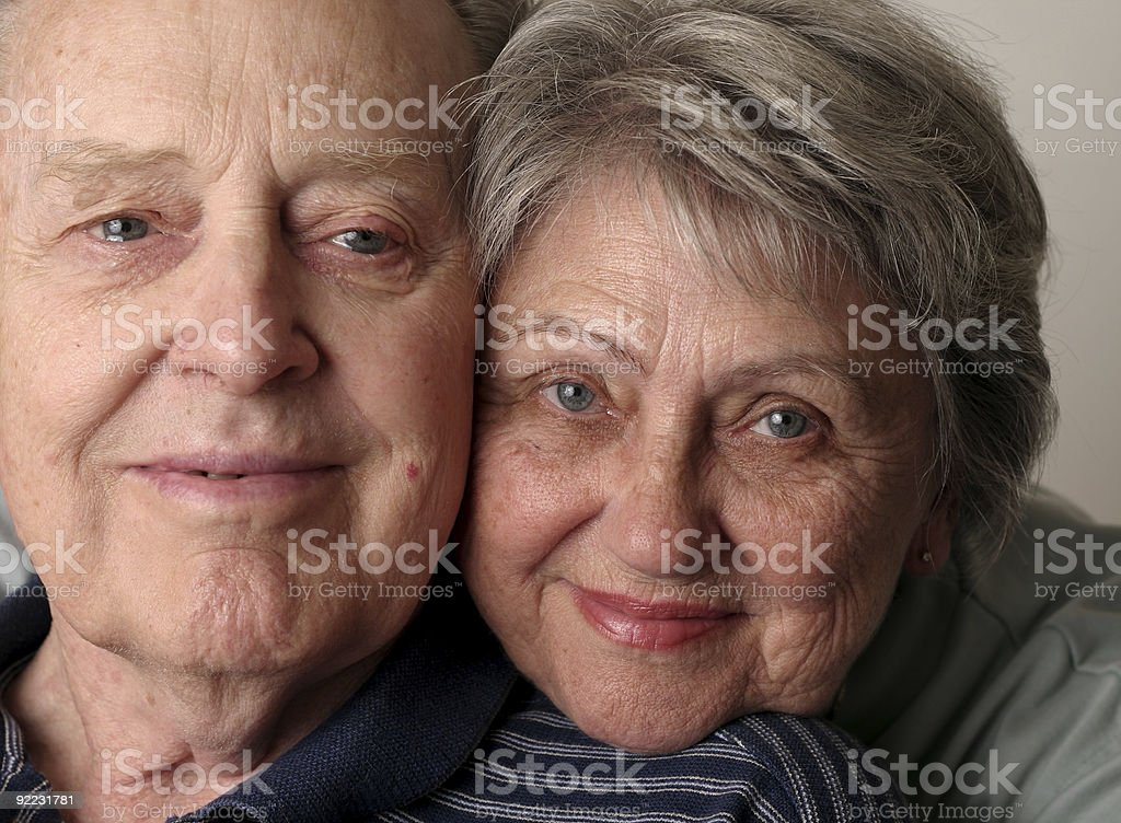My Parents royalty-free stock photo