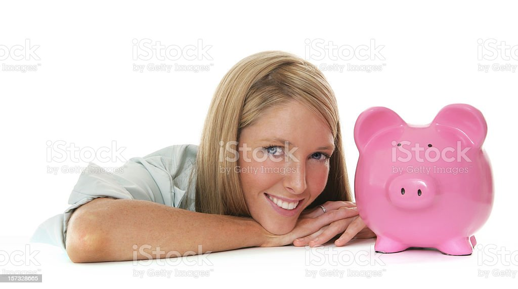 My Savings royalty-free stock photo