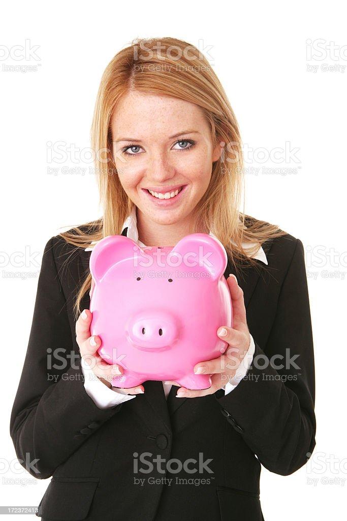 My Savings royalty-free stock photo