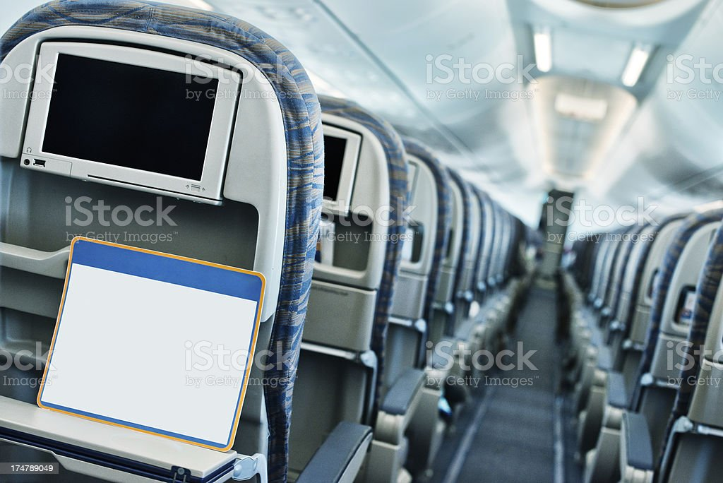 My seat royalty-free stock photo