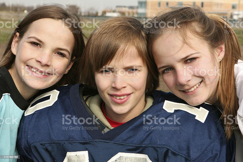 My Sisters stock photo