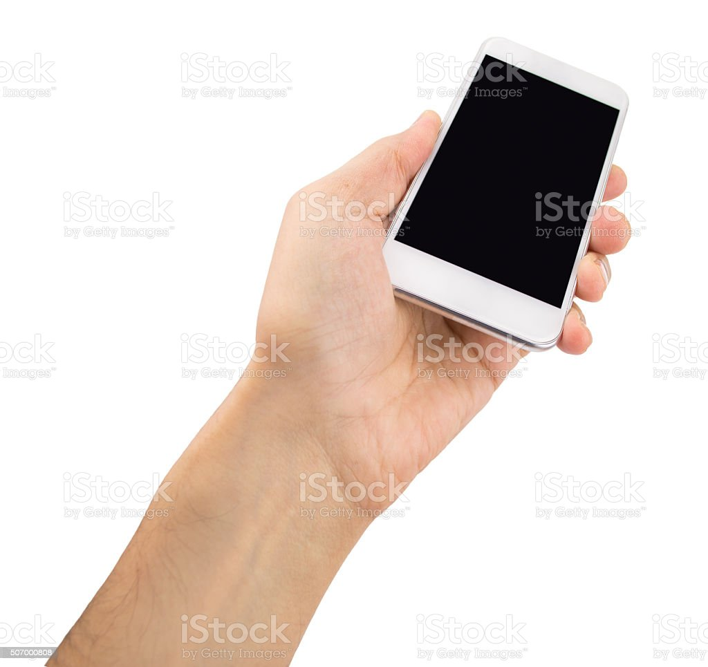 my smartphone stock photo