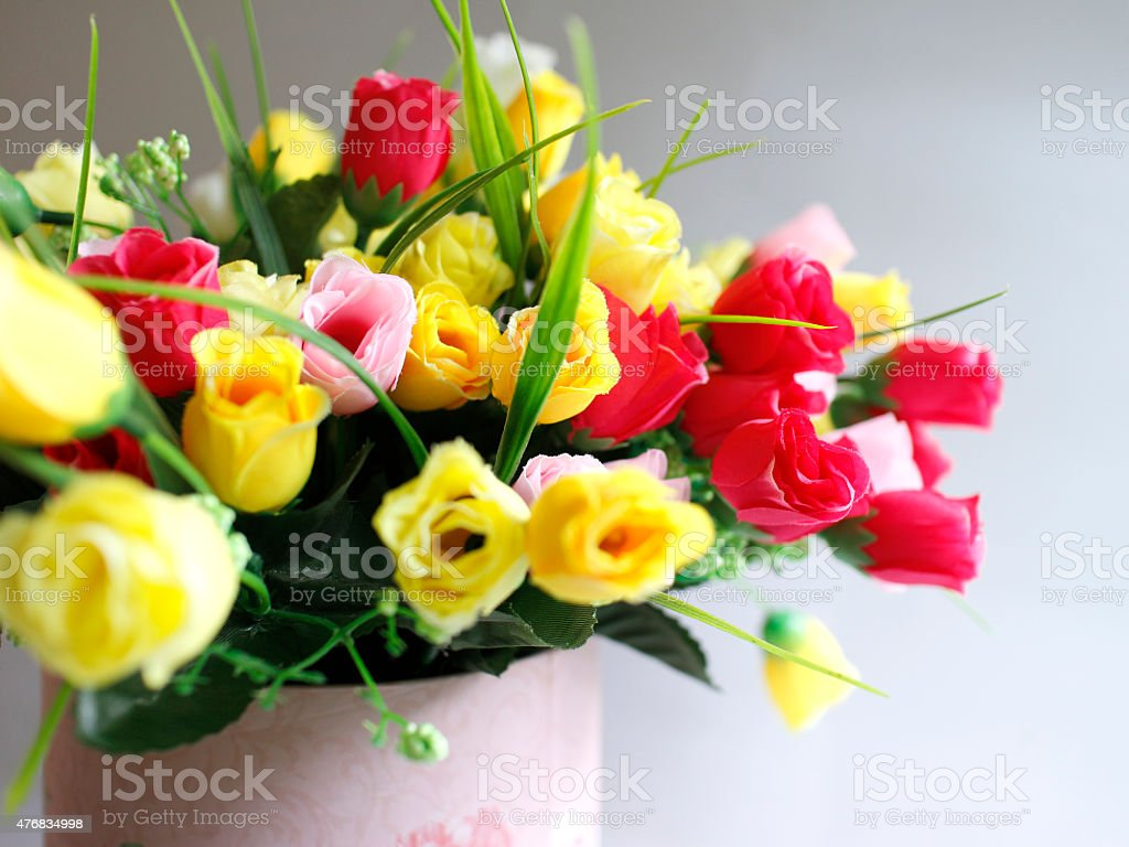 My sweet boke flower royalty-free stock photo