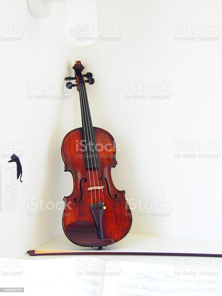My Sweet Violin stock photo