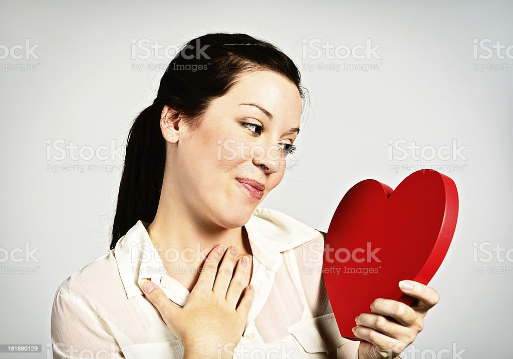 My Valentine! How cute! royalty-free stock photo