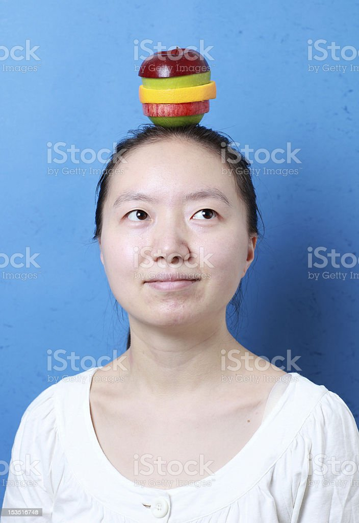 my wife royalty-free stock photo