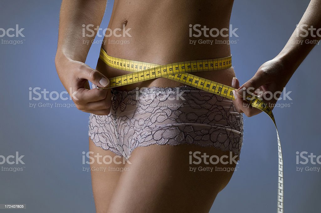 my wonderful hips royalty-free stock photo