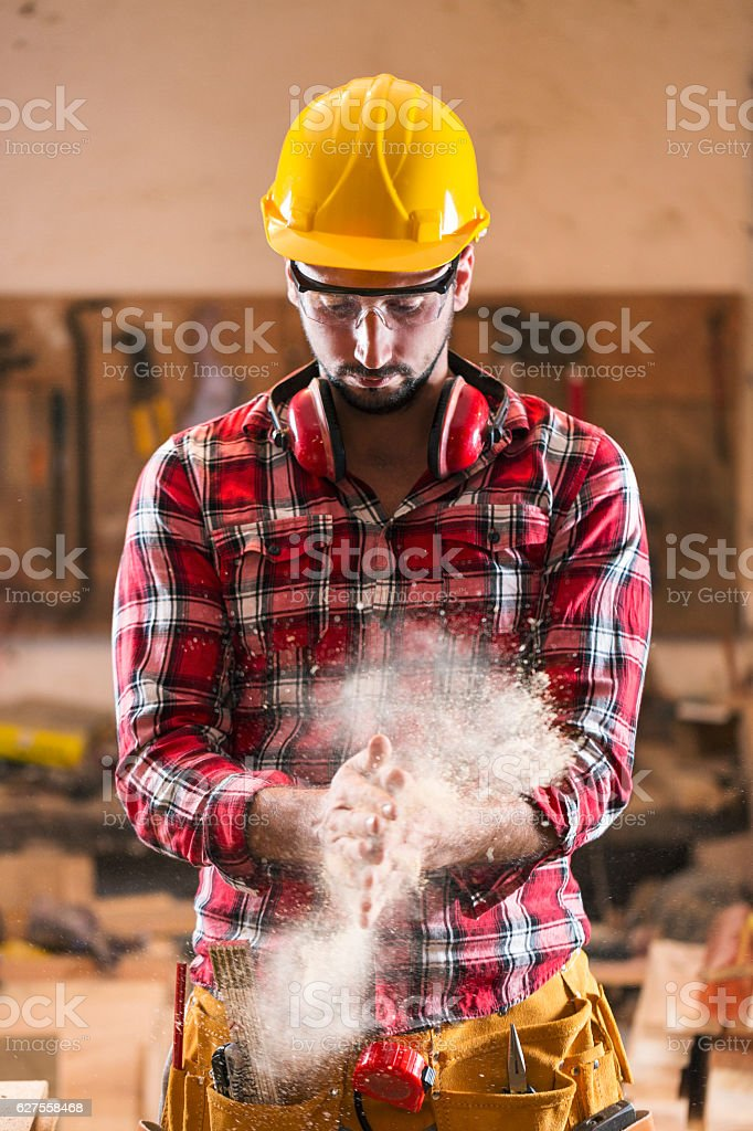 My workshop, my way royalty-free stock photo