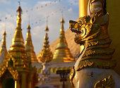 Myanmar Lion