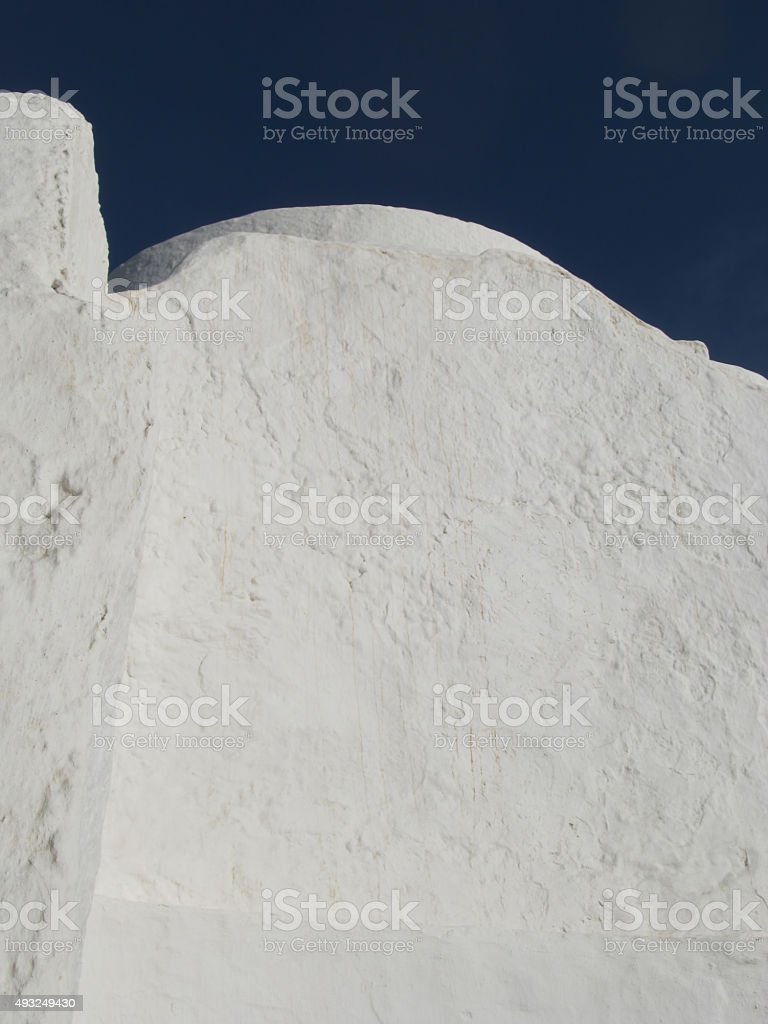 Mykonos Simplicity stock photo