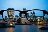 Myopia in London