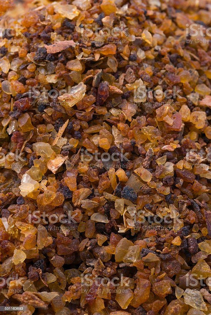 myrrh (Commiphora myrrha) stock photo