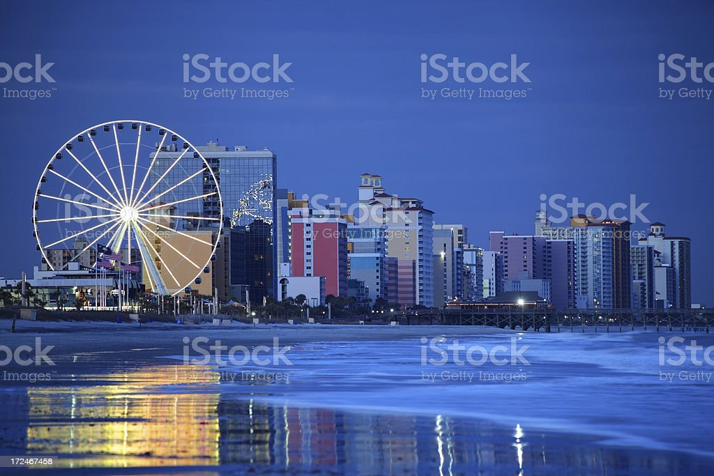 Myrtle Beach royalty-free stock photo