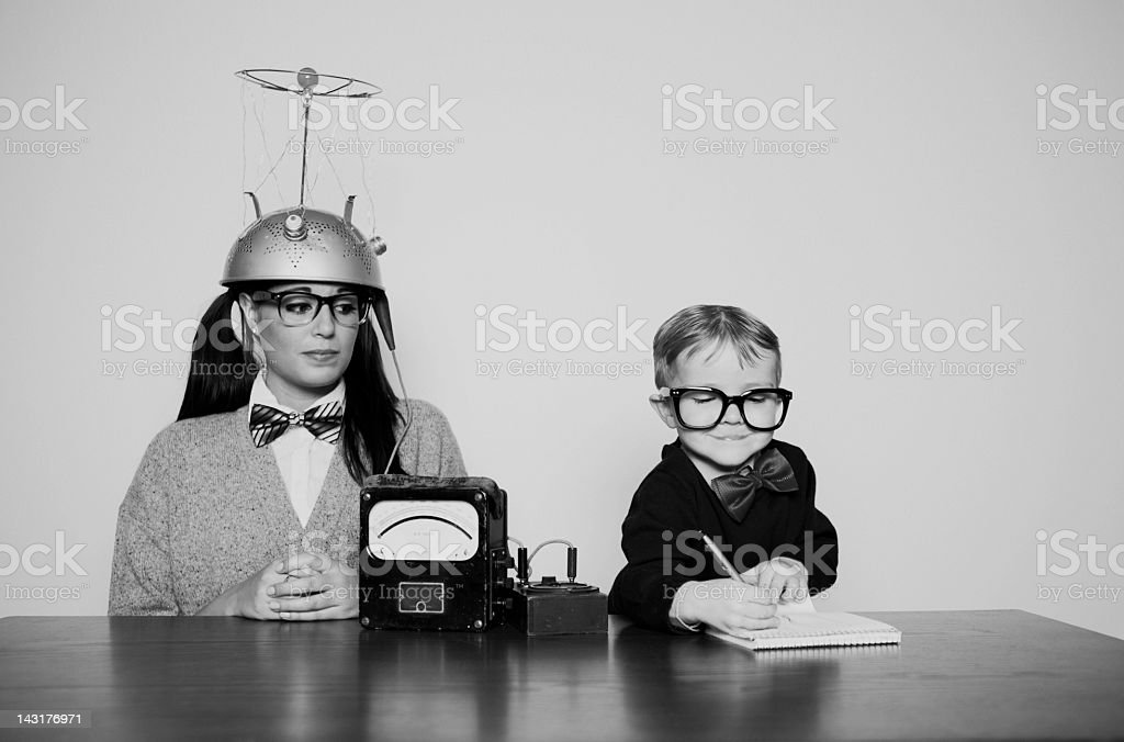 Mysteries of the Mind royalty-free stock photo