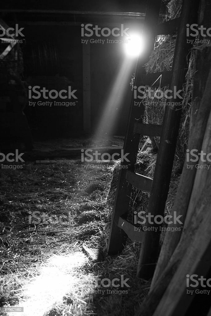 Mysterious Light royalty-free stock photo