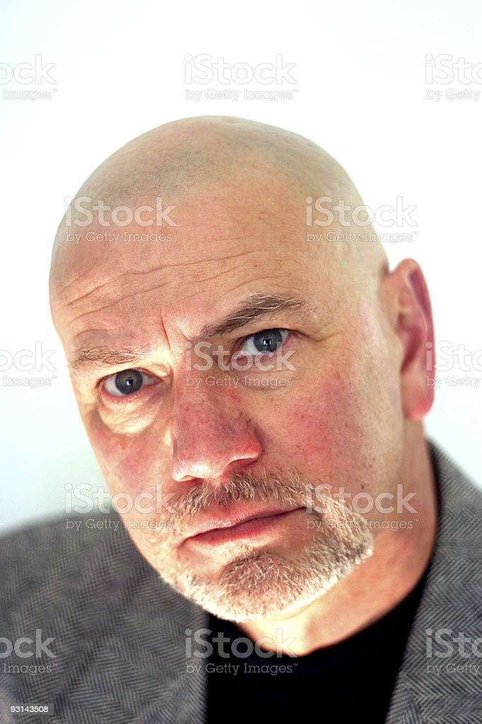 Mystery Man 9 royalty-free stock photo