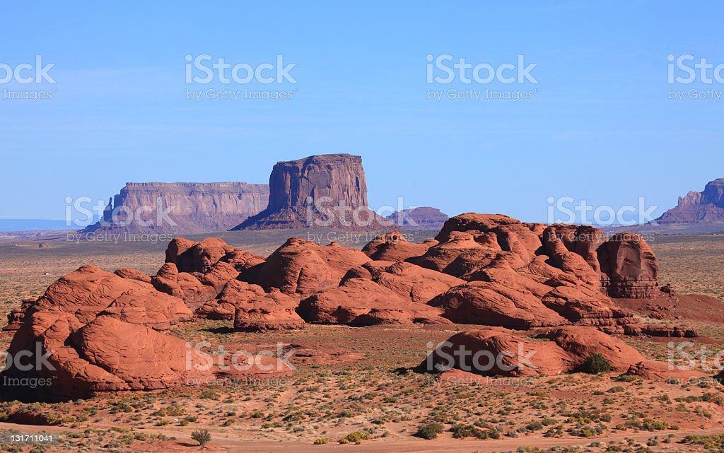 Mystery Valley, Utah, USA stock photo