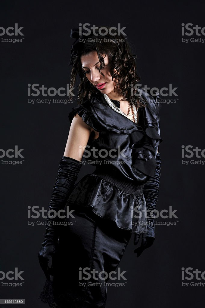 Mystic view royalty-free stock photo