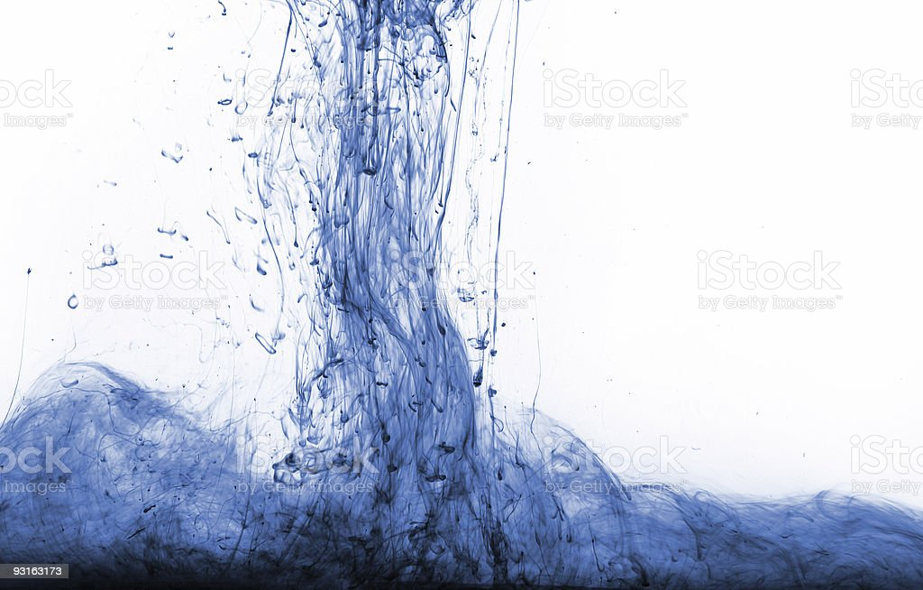 Mystic water background 02 royalty-free stock photo