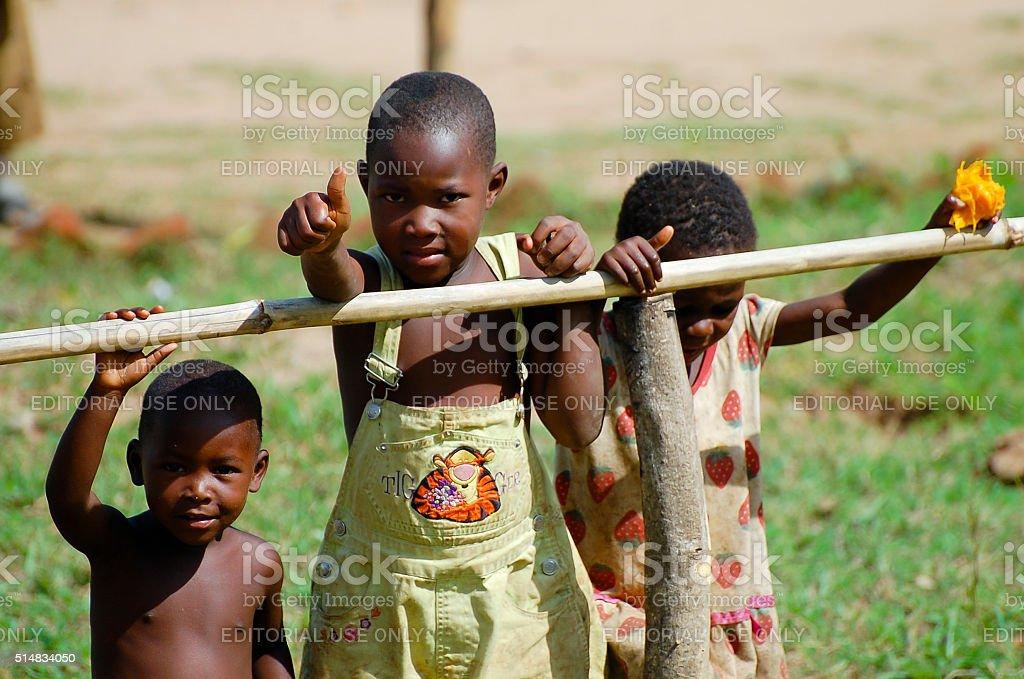 Mzuzu - Malawi stock photo