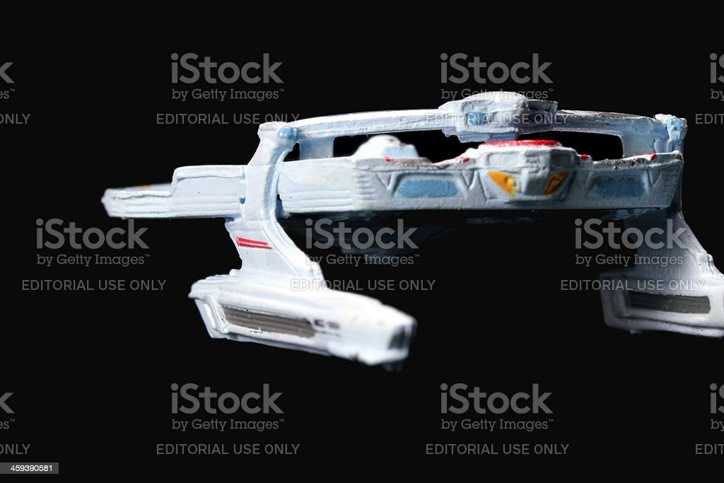Nacelles and Disk royalty-free stock photo