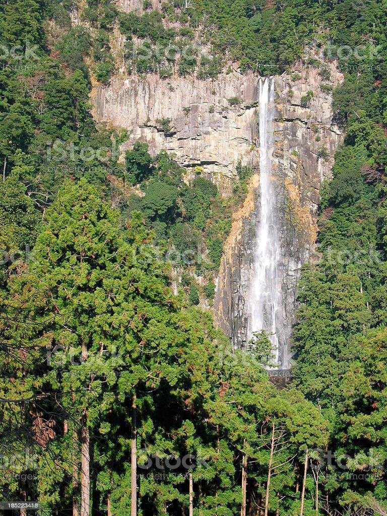 Nachi Falls stock photo