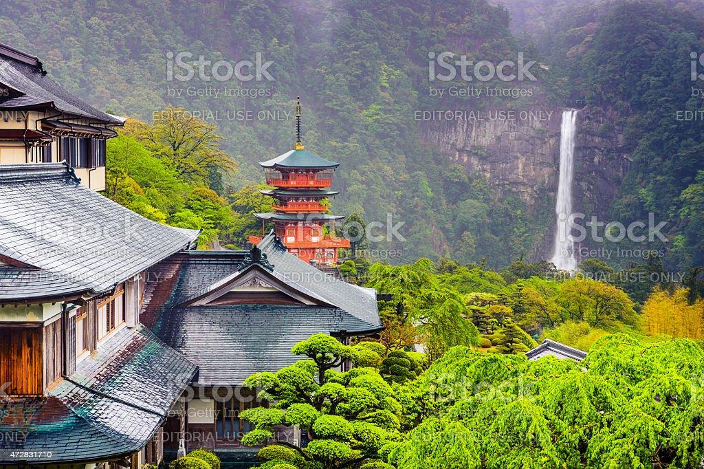 Nachi, Japan stock photo