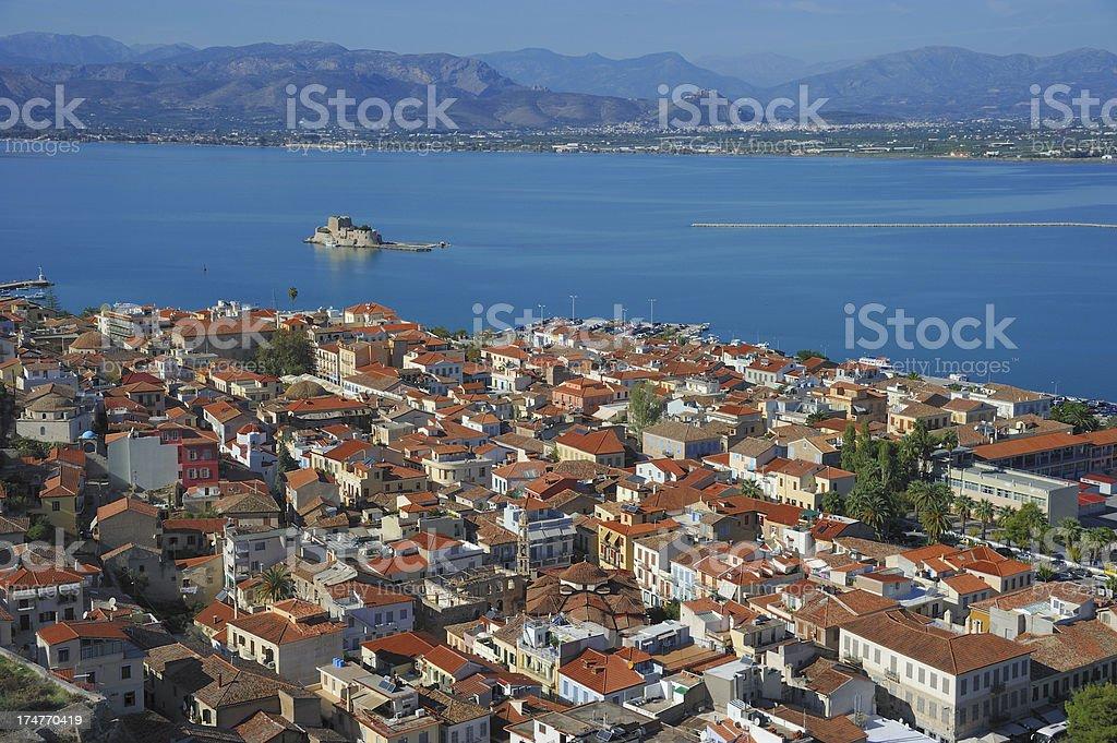Nafplio - Greece stock photo