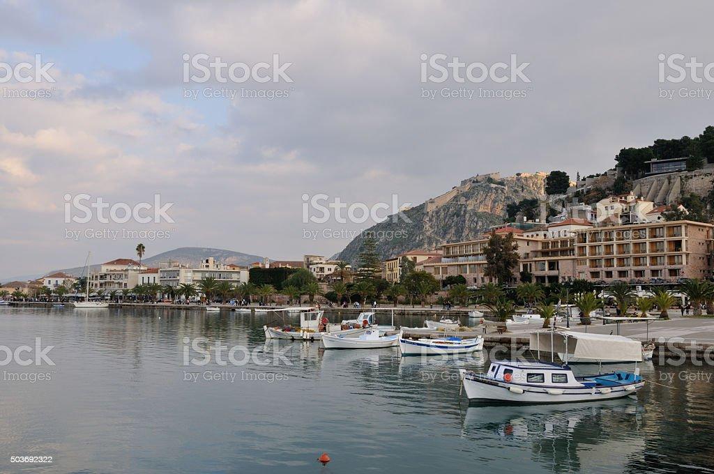 Nafplio – Greece stock photo