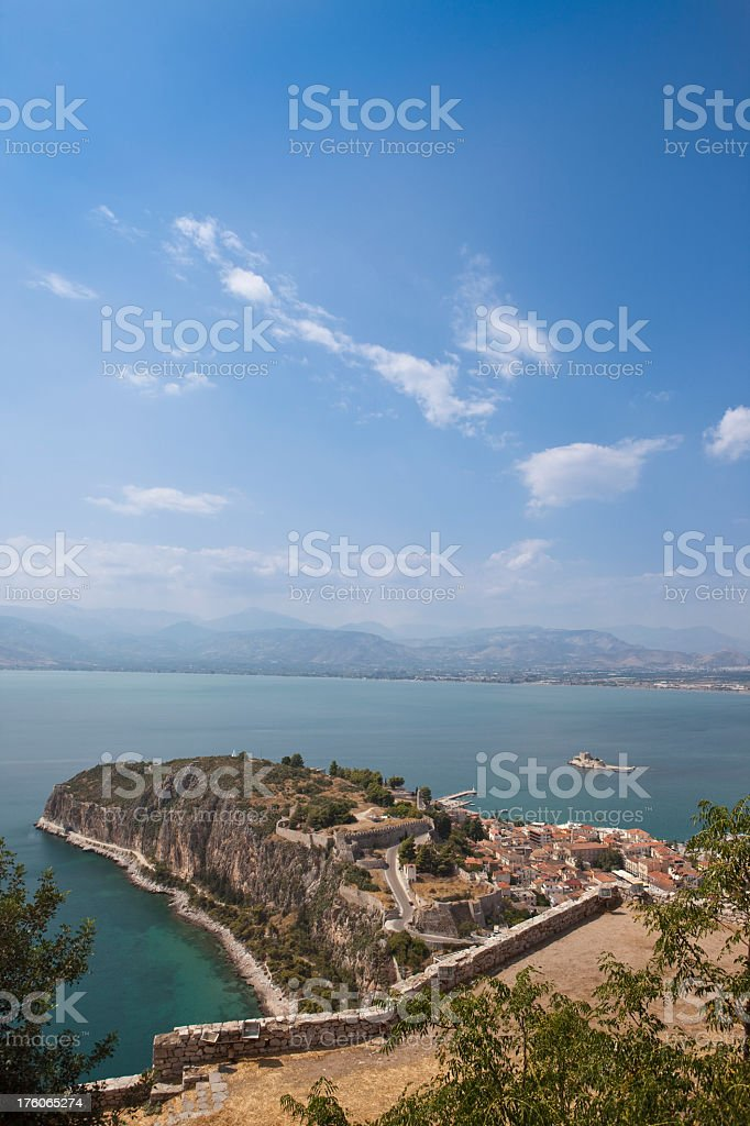 Nafplion, Greece (XXXL) stock photo